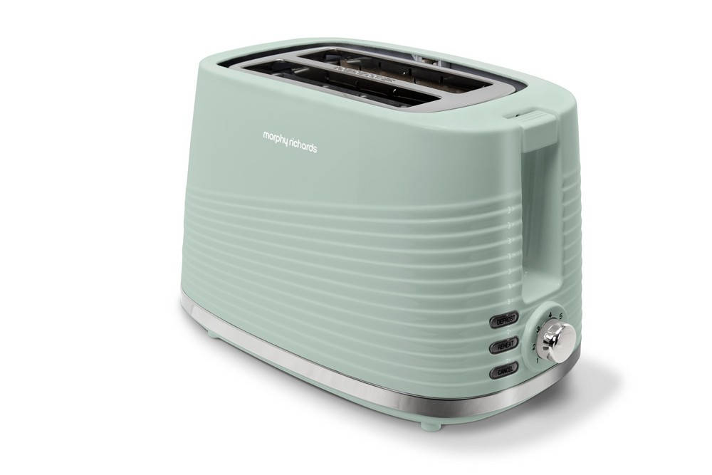 Morphy Richards Dune 2 Slice Toaster Sage Green | 220028
