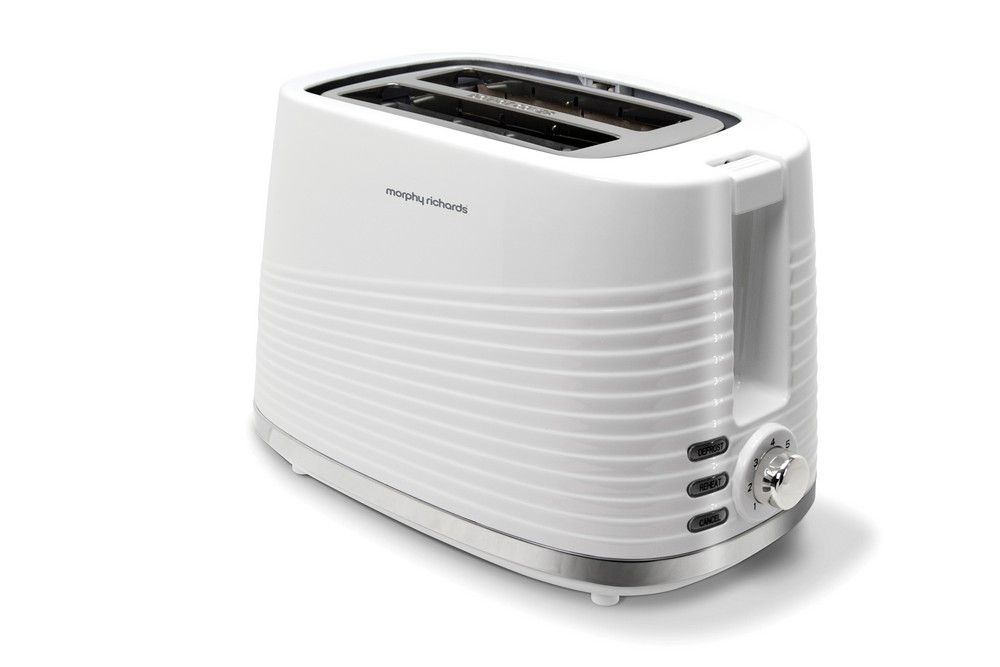 Morphy Richards Dune 2 Slice Toaster White | 220029