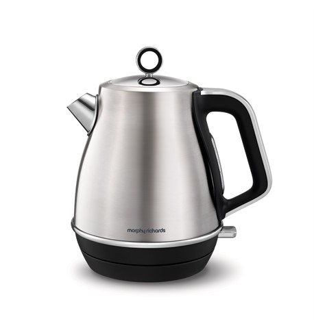 Morphy Richards Evoke Jug Kettle Brushed Steel | 104406