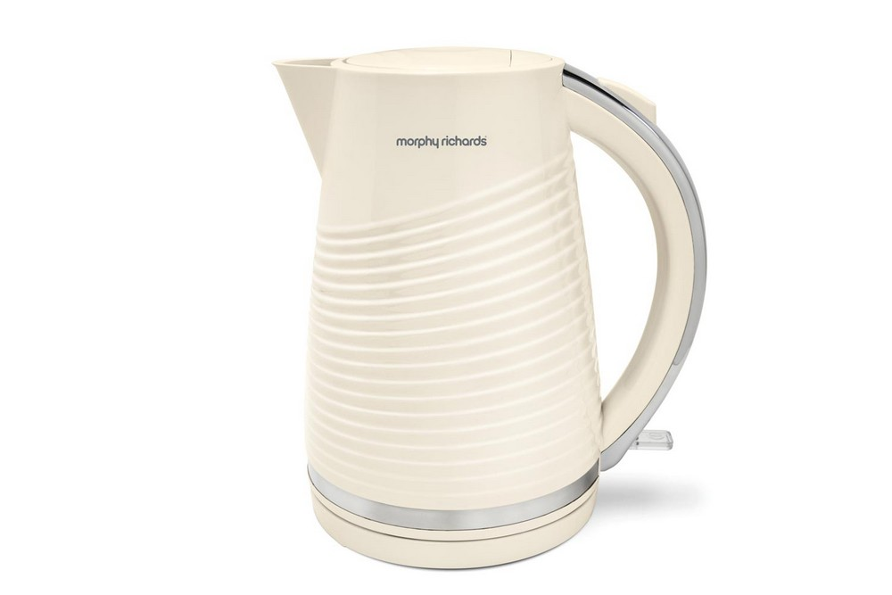 Morphy Richards Dune Jug Kettle Gloss Cream | 108267