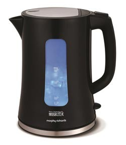Morphy Richards Black Brita Filter Kettle | 120003