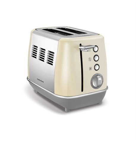Morphy Richards 2 Slice Cream Toaster | 224407