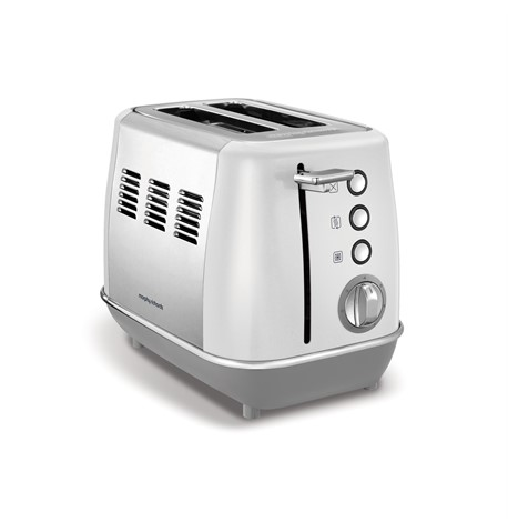 Morphy Richards 2 Slice White Toaster | 224409
