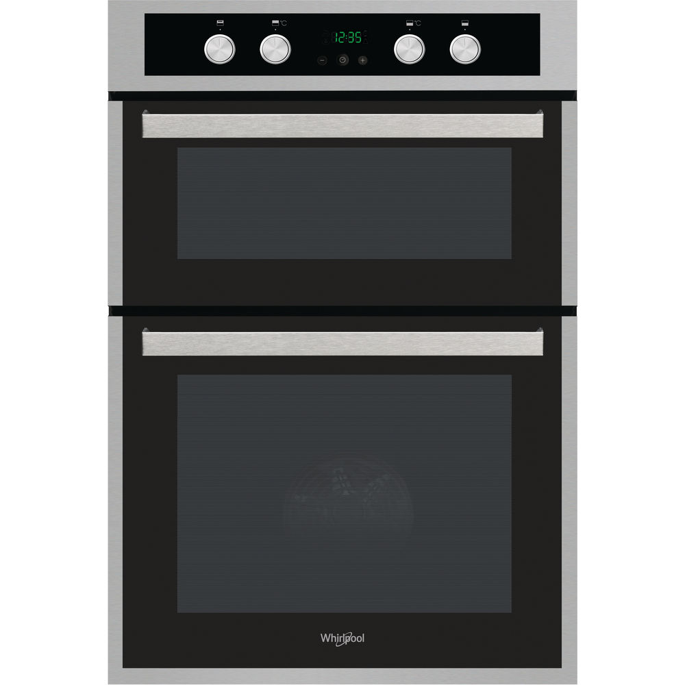 Whirlpool Integrated Double Oven | AKL309IX