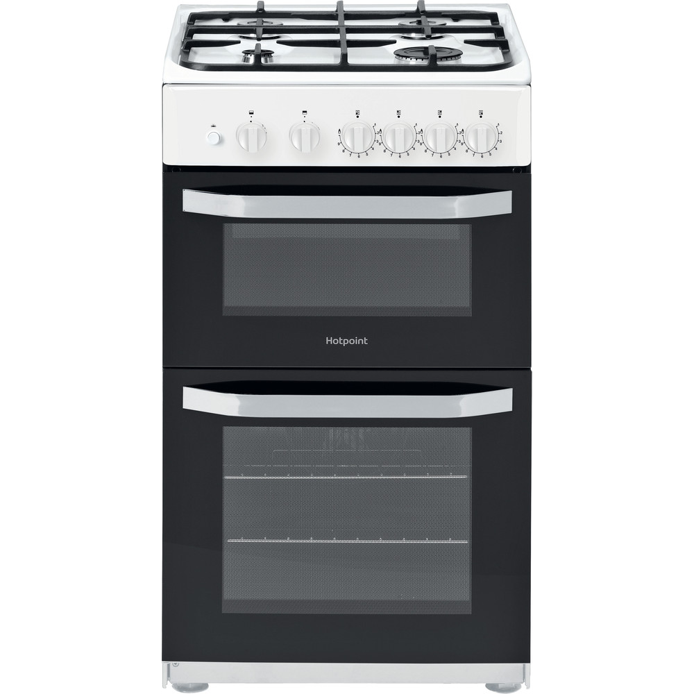 Hotpoint LPG Gas Cooker 50cm White | HD5G00KCW