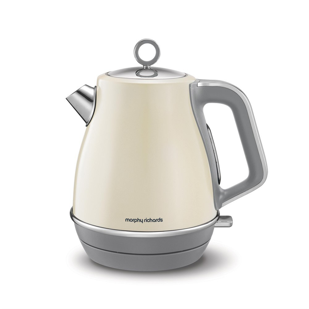 Morphy Richards Evoke Jug Kettle Cream | 104407