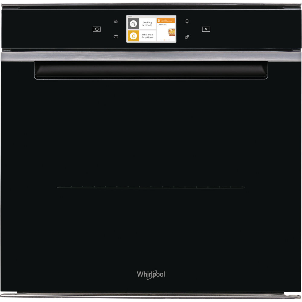 Whirlpool Smart 6th Sense Single Oven | W11IOM14MS2H