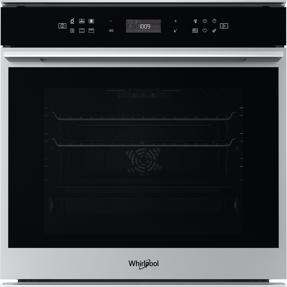 Whirlpool 6th Sense Single Oven Stainless Steel | W70M44BPS1P