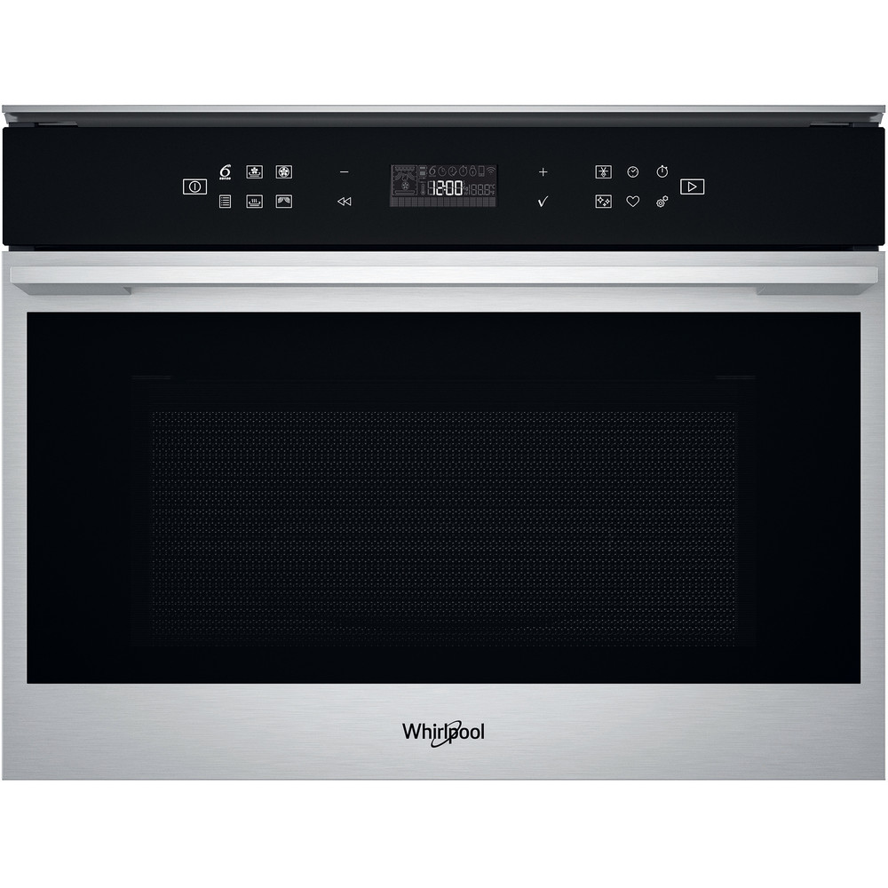 Whirlpool W Collection Built-in Microwave Oven Stainless Steel | W7MW461UK