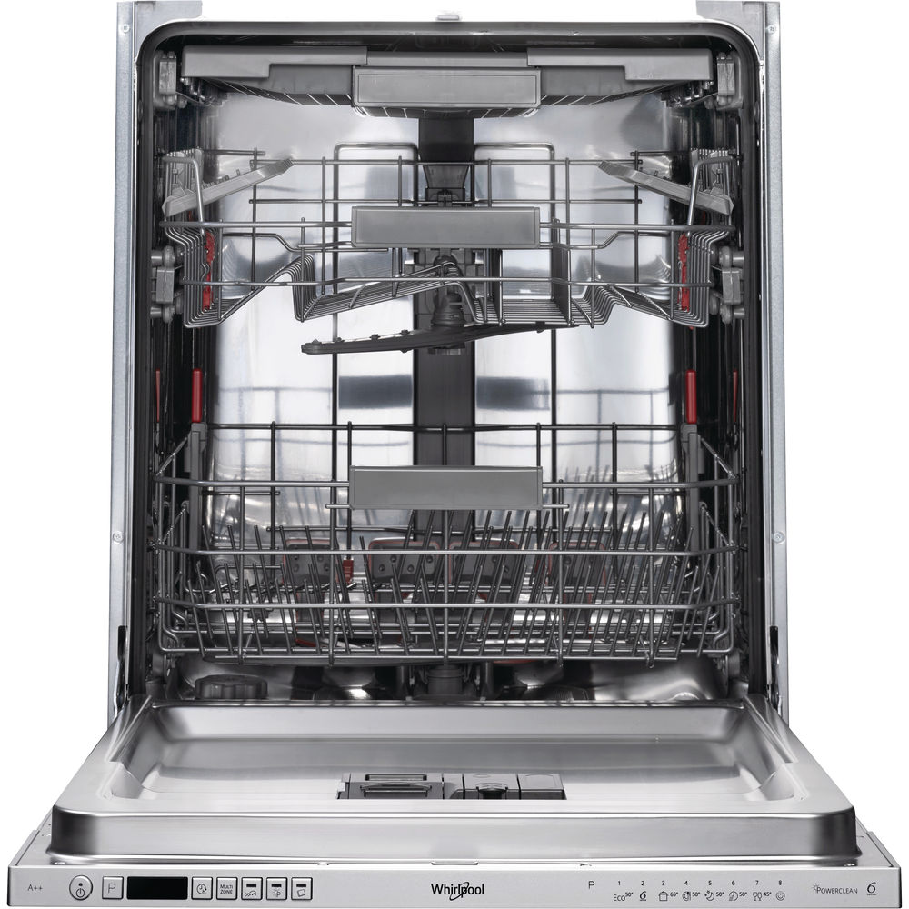 Whirlpool 3 Rack Powerclean Integrated Dishwasher | WIC3C23PEF