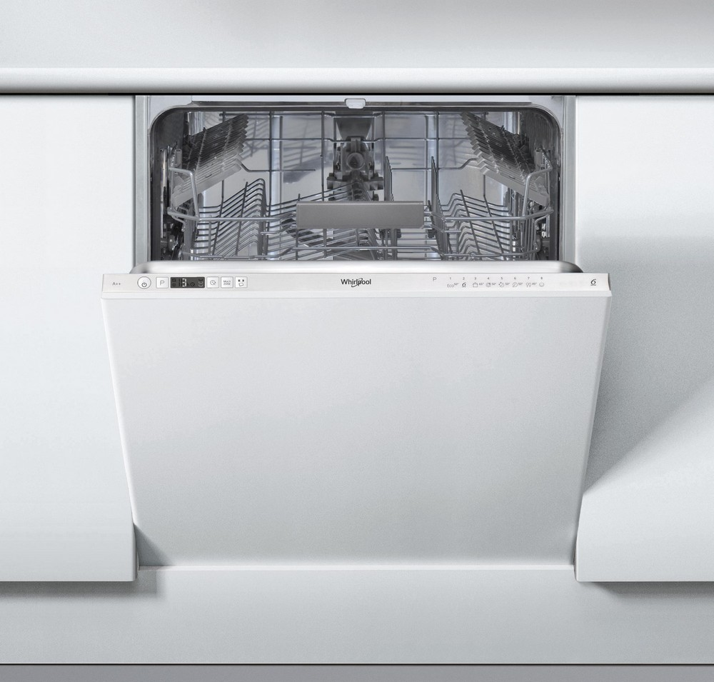Whirlpool Integrated 14 Place Dishwasher | WIC3C26