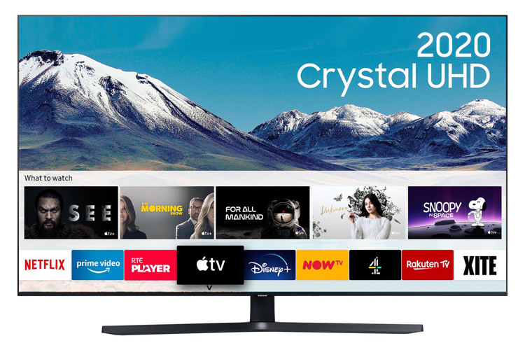 "Samsung 55"" 4K Smart TV (2020) 