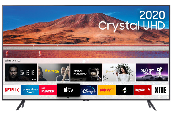 "Samsung 55"" Smart 4K TV (2020) 