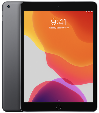 "Apple Ipad 10.2"" 32GB Space Grey 