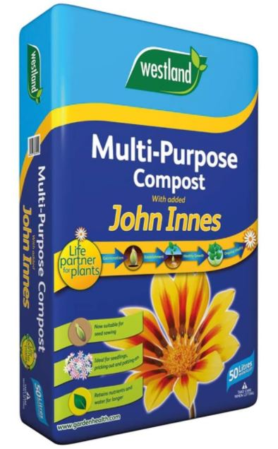 Westland Multi-Purpose Compost With Added John Innes 60L