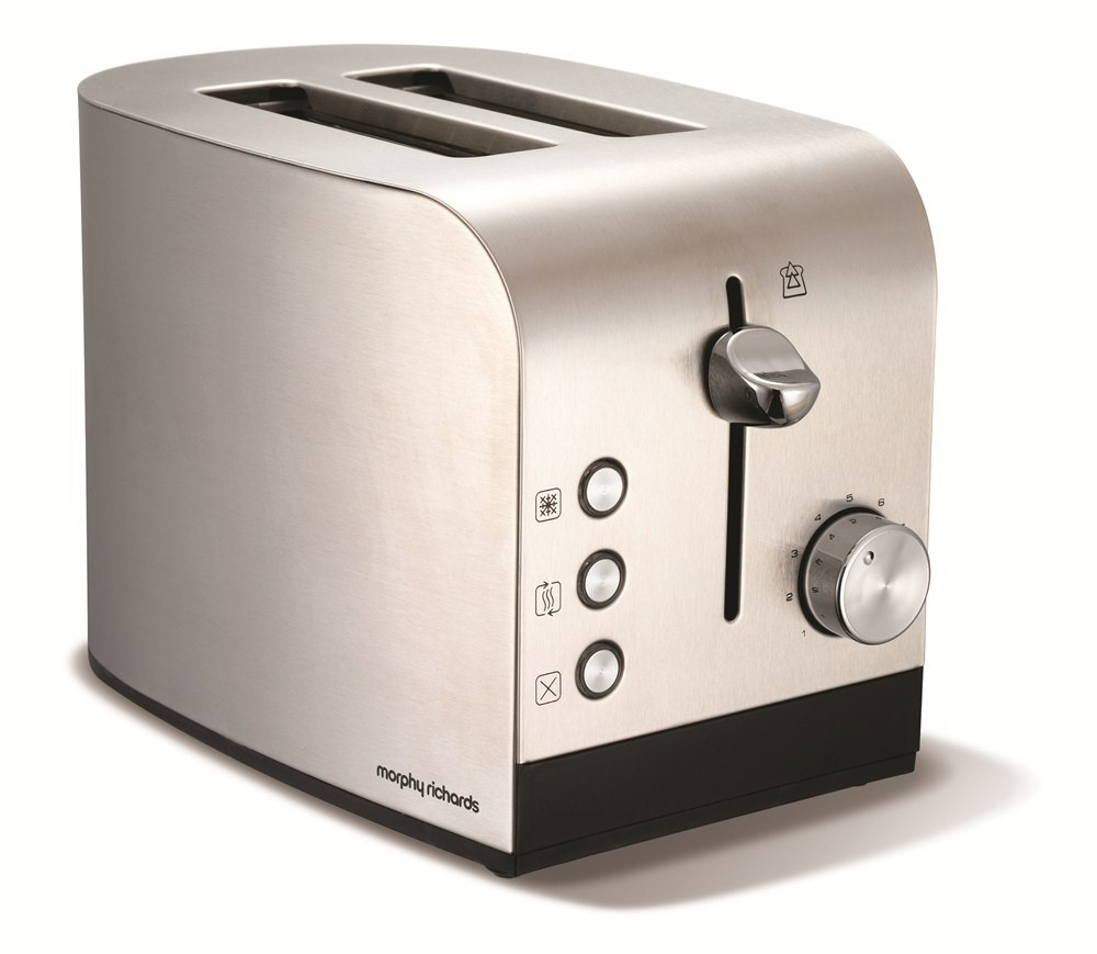 Morphy Richards Equip 2 Slice Toaster | 44208