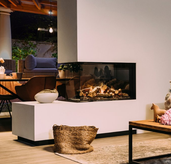 Faber E-Matrix Electric fire