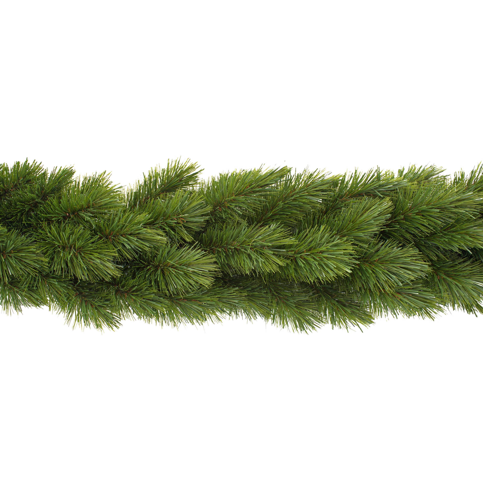 Camden Green Christmas Garland - 9ft