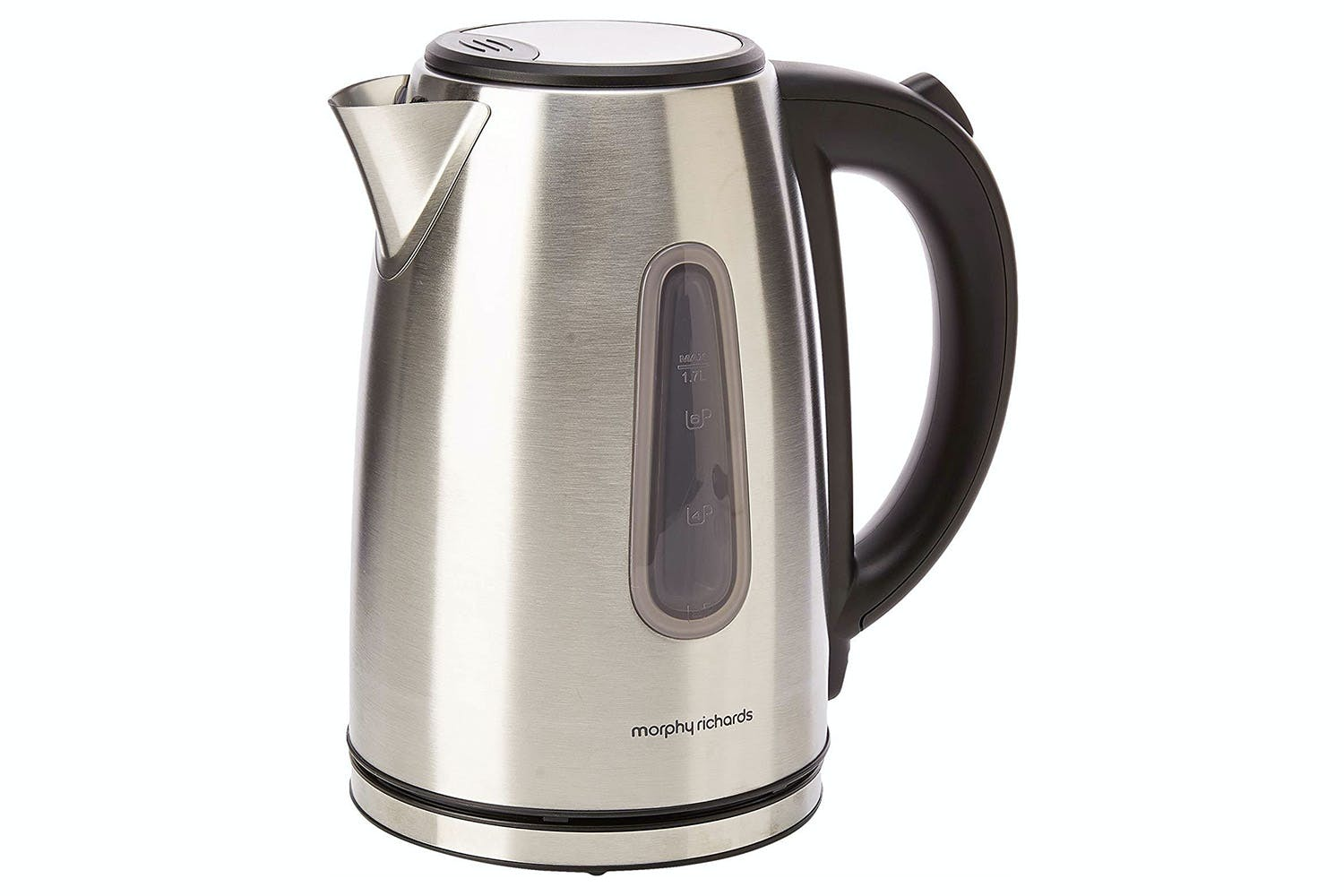 Morphy Richards Essentials 1.7lt Kettle Stainless Steel  | 980541